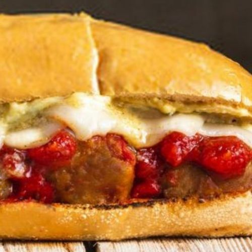 Subway Meatball Sub