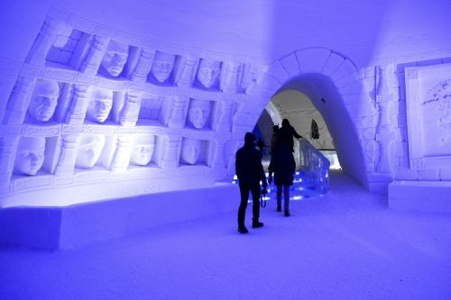 Winter is here: 'Game of Thrones' ice hotel open for business
