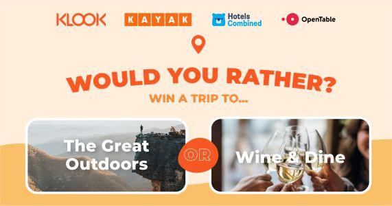 The Ultimate Eat, Stay, Play Giveaway in Australia