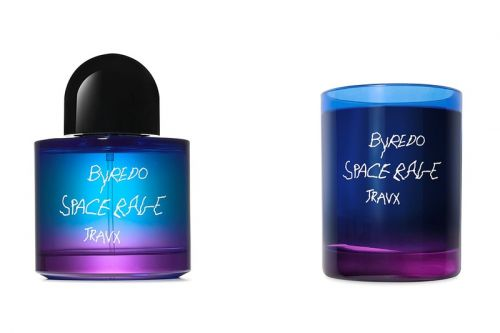 Travis Scott Taps Byredo For Cactus Jack Perfume and Candle Collaboration