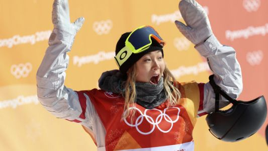 Chloe Kim dominates to take gold in women's halfpipe