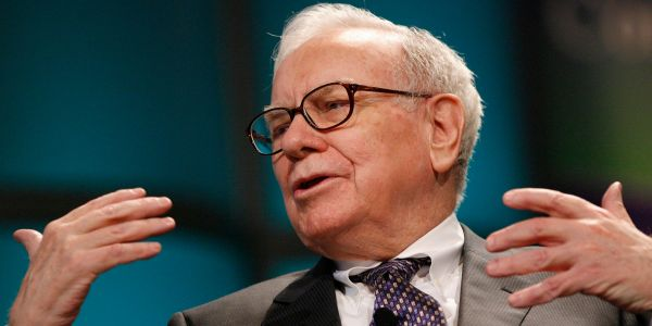 'Took me right out of my seat' - Warren Buffett was inspired by a Martin Luther King Jr. speech to push for civil rights