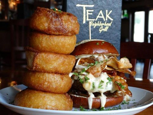 """Teak Neighborhood Grill Premieres On The Hit Television Show """"Food Paradise"""" On Wednesday, July 29 At 9pm Airing On Cooking Channel"""