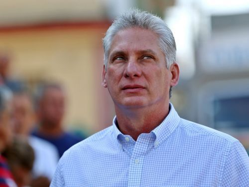 Cuban president Miguel Diaz-Canel becomes the country's first leader to support same-sex marriage