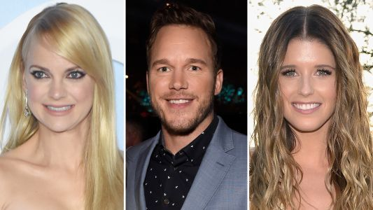 Anna Faris Responds To Chris Pratt And Katherine Schwarzenegger Engagement