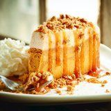 ICYMI, Olive Garden's Pumpkin Cheesecake Has Returned For the Season
