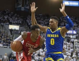No. 12 Nevada beats in-state rival UNLV 89-73