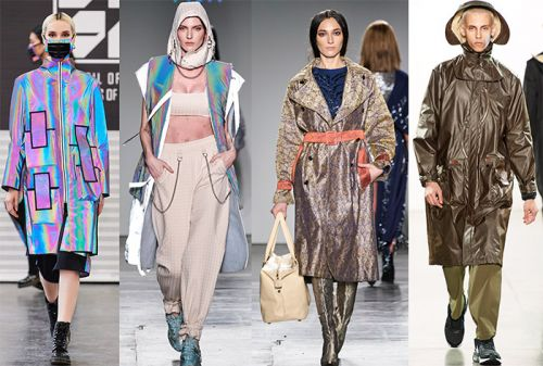 10 Trends from the Runways of NYFW FW20