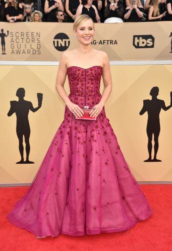 Kristen Bell, Margot Robbie, and More of the Best Dressed Stars at the SAG Awards!