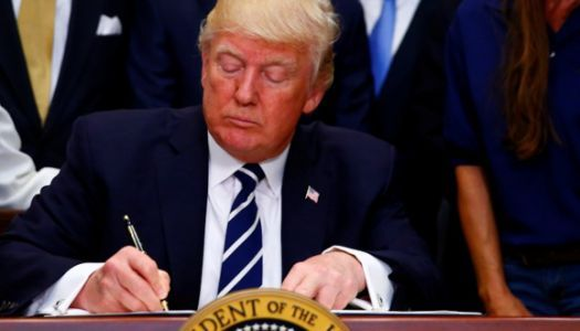 President Trump will lay out U.S.' AI plans in an executive order