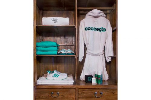 """Concepts & adidas Take Inspiration from Luxury Hotel Spas for Energy Boost """"Shiatsu"""""""