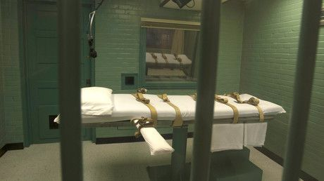 'No adequate veins' for injection: Cancer-hit inmate's execution halted in Alabama
