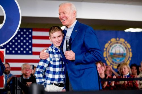 Teen whom Biden befriended as fellow stutterer releasing children's book