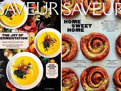 Saveur Magazine Gutted in a Round of Layoffs