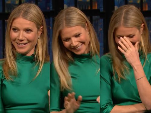 Gwyneth Paltrow says her vagina-scented candle originally started out as a joke: 'I was kidding, obviously'
