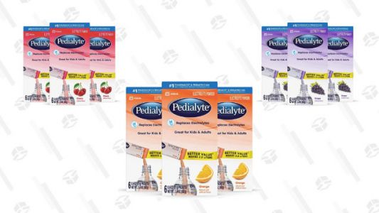 Your Future, Bad Decision-Making Self Will Thank You For Saving On Pedialyte