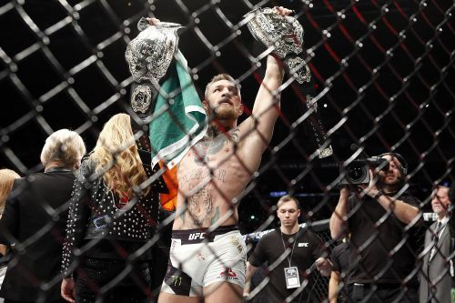 Conor McGregor moves up list of world's 100 most popular athletes; Ronda Rousey drops out