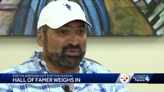Super Bowl champion Franco Harris weighs in on Steelers without Ben Roethlisberger