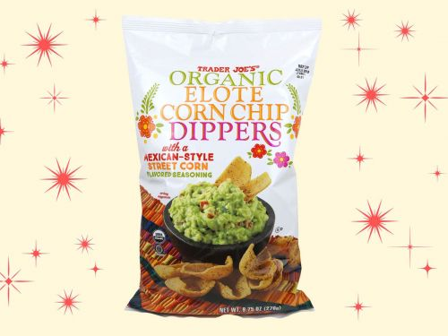 The Best Chips at Trader Joe's Are the Elote Corn Chip Dippers