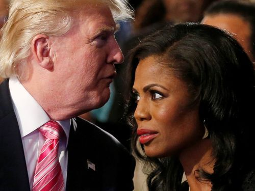 Omarosa looks like she got under Trump's skin - and it's backfiring on the president