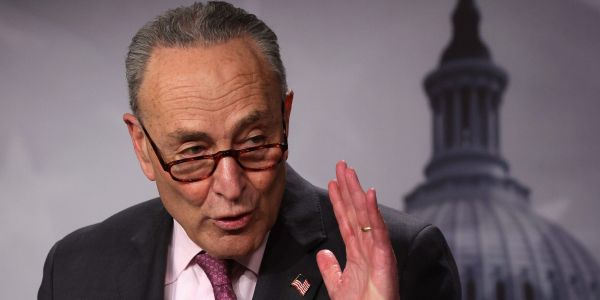The Senate approves a $1.9 trillion stimulus package, drawing another step closer to final passage after turbulent stretch of voting
