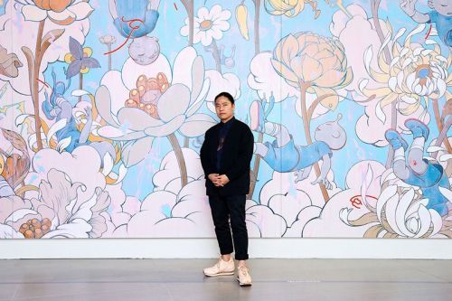 "James Jean Opens Largest Solo Exhibition to Date in Seoul, ""Eternal Journey"""
