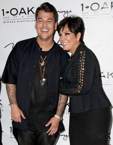 Kris Jenner Is 'Hoping' Rob Kardashian Returns to 'KUWTK' Post-Weight Loss: 'He's on the Fence'