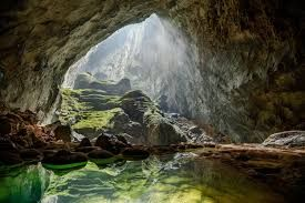 Vietnam's Son Doong - largest cave in the world is a tourism attraction