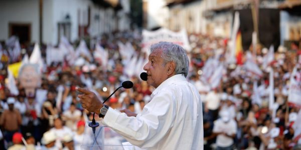 Mexico's populist president-elect wants to fix trade with the USA by appealing to Trump's 'anti-establishment' sensibilities