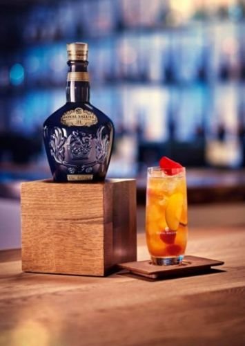 Cocktail of the Week: Royal Salute Summer Cup