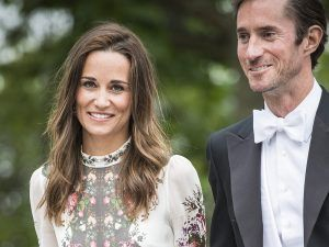 Pippa Middleton Is Said To Be 'Pregnant' With Her First Child