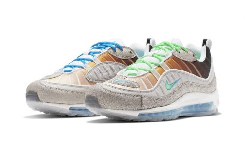 """Nike Prepares the On Air-Winning Air Max 98 """"La Mezcla"""" for Release"""