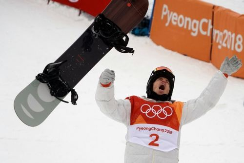 Shaun White Reclaims His Halfpipe Throne While Making History in the Process