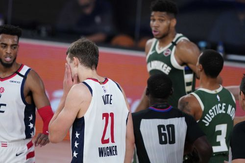 NBA suspends Giannis for one game after head-butt