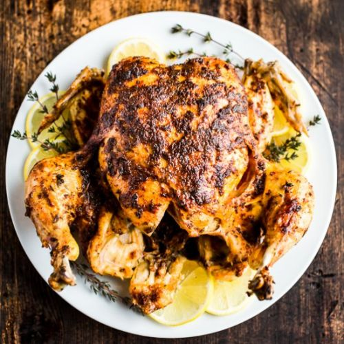 Instant Pot Rotisseri Chicken