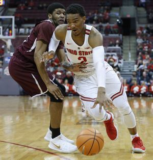 Bates-Diop's double-double help Ohio St. beat Texas Southern