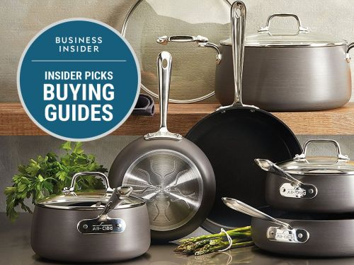 The best hard anodized cookware sets you can buy