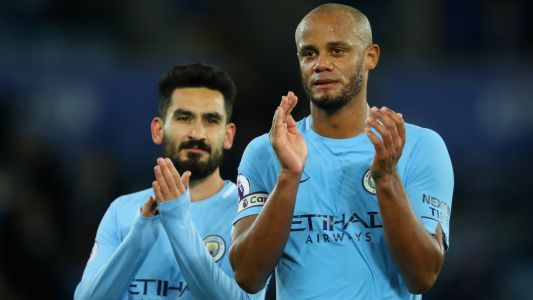 Man City team news: Kompany starts in Basel as Sane returns to the bench