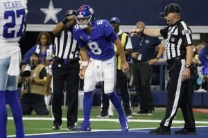Giants QB Daniel Jones cleared to play against the Rams