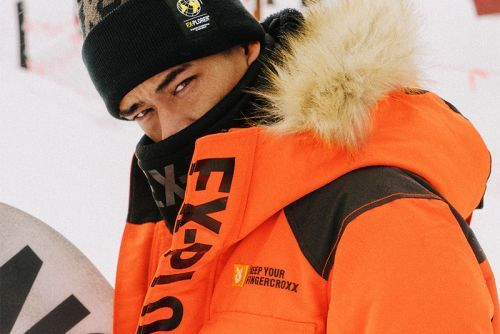 """Fingercroxx Takes to the Slopes for Its """"F.X- Explorer"""" Collection"""