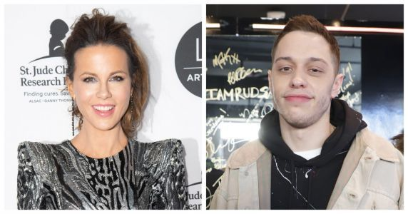 Unbothered! Pete Davidson and Kate Beckinsale Don't Care About Their Age Difference