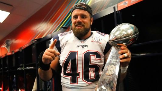 Patriots, James Develin agree on new 2-year deal