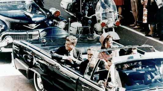 Trump says he'll allow classified JFK assassination files to be opened