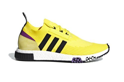 Adidas Debuts NMD Racer in Unofficial Lakers Colorway