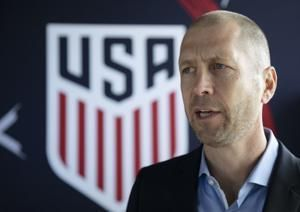 Berhalter says US Soccer needs direction and development