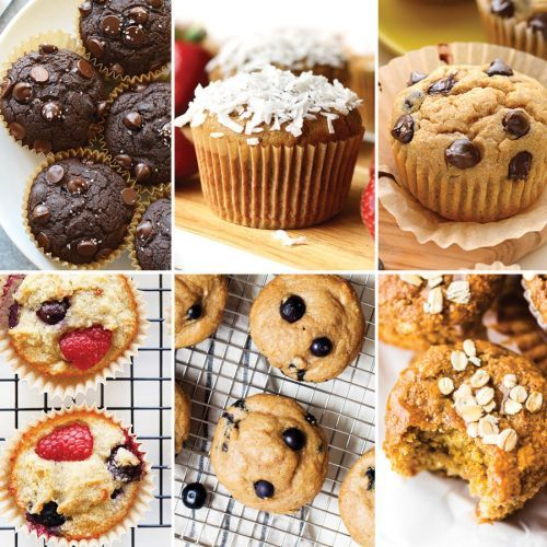 The Best Healthy Muffin Recipes Out There!