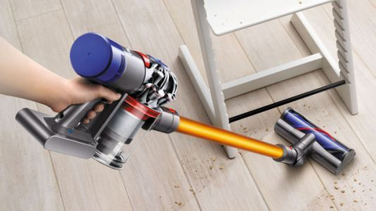 Throw Out Your Corded Vacuum and Save Over $100 On Dyson's V8 Absolute