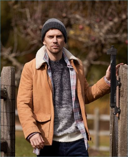 Layer It On: East Dane Proposes Rugged Fall Style