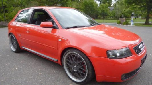 At $23,900, Does This Grey Market 2001 Audi S3 Have You Seeing Red?