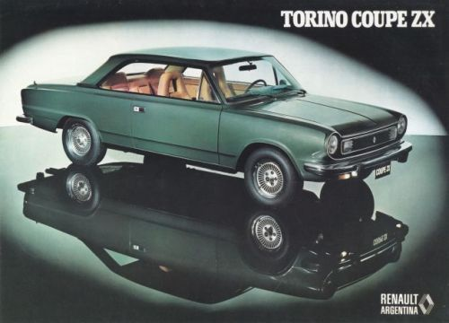 When Renault phased out the IKA brand in Argentina, they didn't phase out the Torino